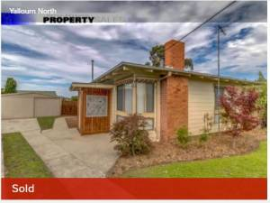 Real estate appraisal Yallourn North VIC 3825