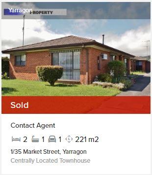Real estate appraisal Yarragon VIC 3823