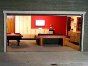 revamping your garage space