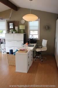 garage office space